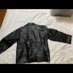 Wilsons Leather Jackets & Coats - Wilson's Leather Kids Black Leather